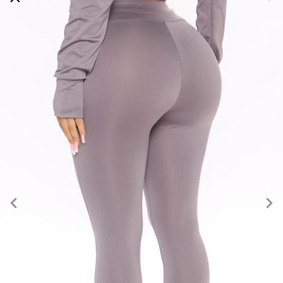 Butt shaping - lifting leggings